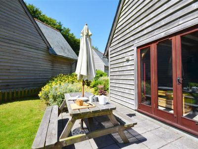 Photo for Vacation home Inny in Tintagel - 6 persons, 3 bedrooms