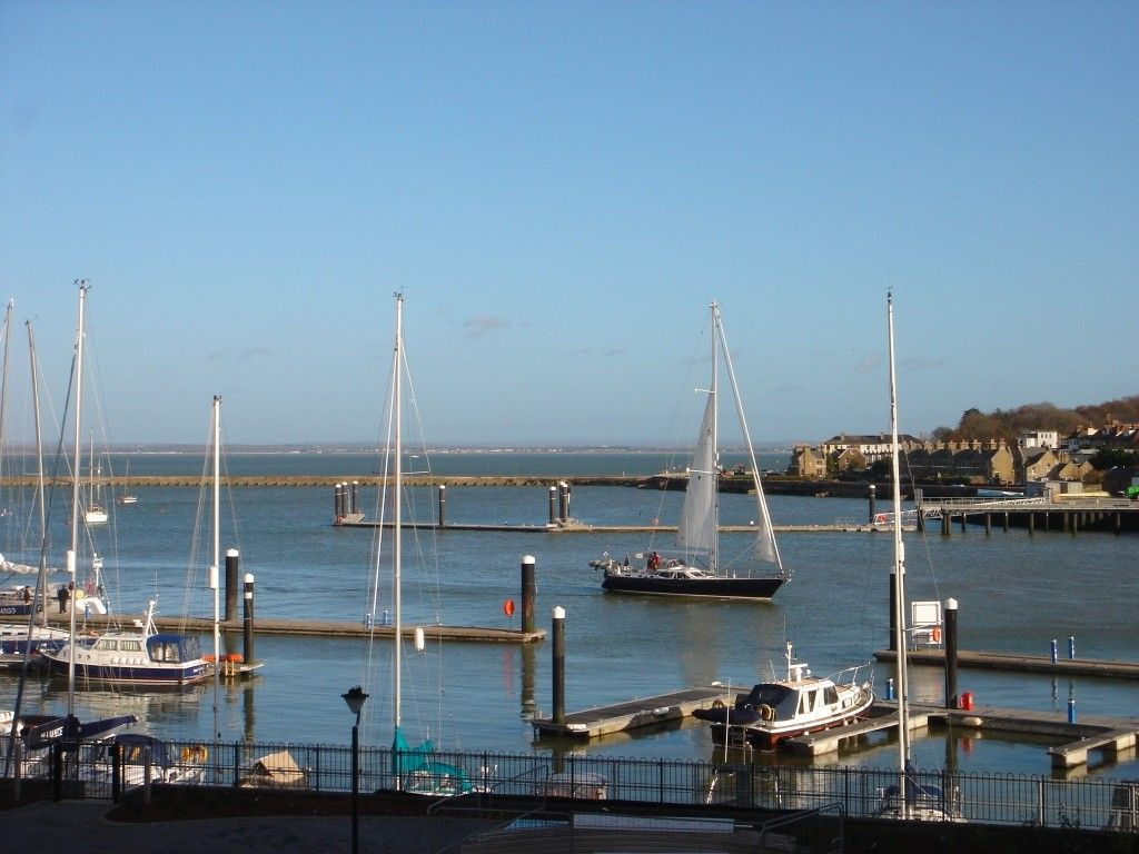 Luxury Apartment With Stunning Solent Views Homeaway