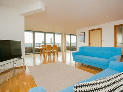 Photo for 3 Bedroom Flat In East London