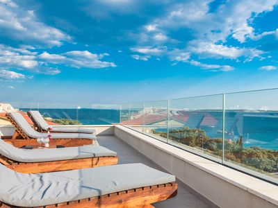 Photo for Luxury penthouse near Zrće beach