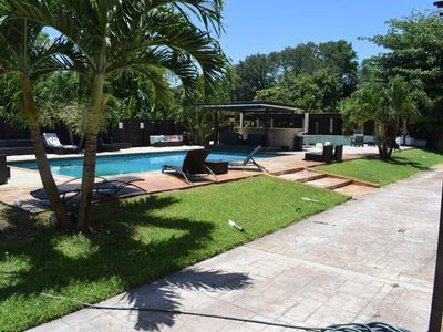 Photo for Mansion with pool, jacuzzi and all amenities close to everything!