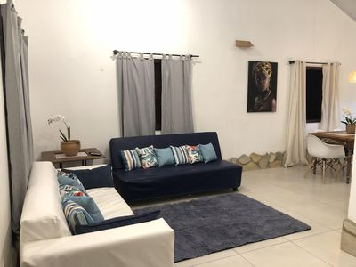 Photo for Cozy house 10 minutes from the beach Geribá