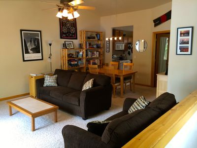 Photo for Beautiful Tahoe Donner Vacation Townhome/Family Friendly/Close to all Amenities