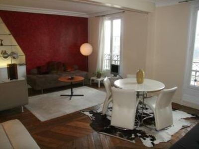 Photo for Near Bastille, center of Paris, beautiful Parisian apartment
