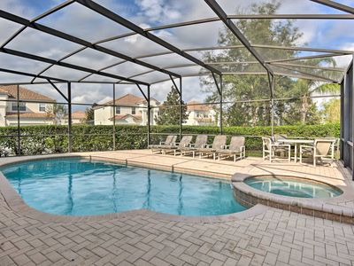 Photo for NEW-Kissimmee Resort Home w/Pool-5 Miles to Disney