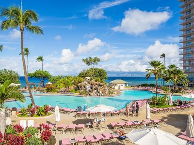 Photo for 1BR w/FREE WIFI & Ocean View, Resort Pool, Beach, Watersports Equipment & More!