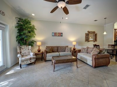 Photo for Beautiful poolside property at Palm Bay Village