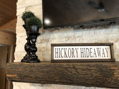 Photo for Escape to Hickory Hideaway on Tim's Ford Lake