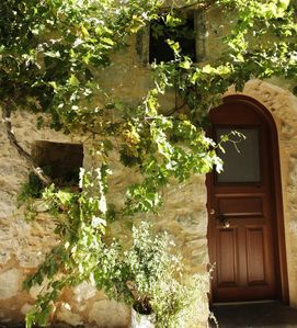 Medieval  House.  Two floors, two rooms in first floor, kitchen in ground floor