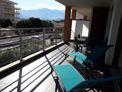 Photo for Very nice T2 - 4 people - Residence St Jacques in Calvi -