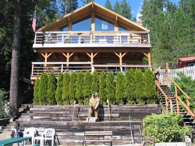 Photo for FABULOUS VACATION  AT TWIN LAKES BEAR LODGE!