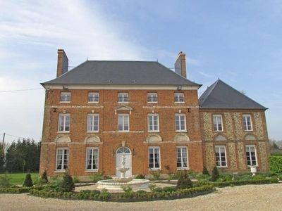 Photo for Gite Ypreville-Biville, 6 bedrooms, 15 persons