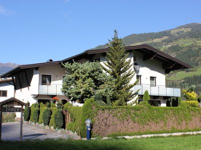 Photo for Spacious apartment in the Zillertal, close to the famous skiing areas