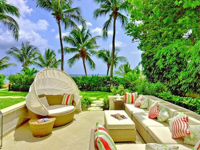 Photo for Smugglers Cove 1 - FREE NIGHT AND FREE CAR CERTAIN WEEKS - 3 Bed Beachfront Villa