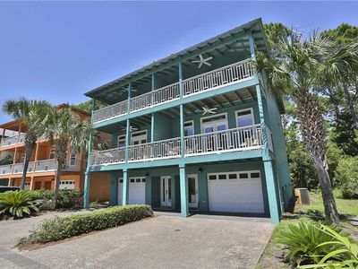 Photo for Sandy Shoes - Dune Allen Beach! 30A! Community Pool! Private Neighborhood Dock!