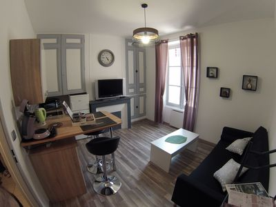 Photo for Apartment in the heart of the center of Blois
