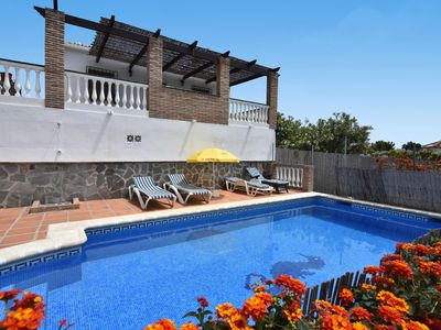 Photo for Cheap Villa In Nerja With Private Pool