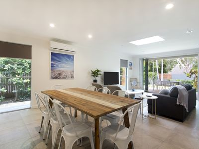 Photo for Feel at Home - Charming Beach Side Home in Lovely Location - Sunshine Beach