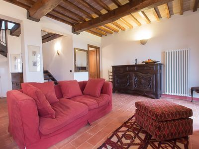 Photo for Apartment in Marsciano with Internet, Pool, Parking, Garden (348410)