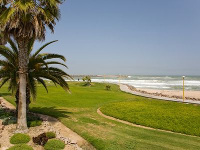 Photo for Apartment 30 meters from Beach, 180 degree Sea View
