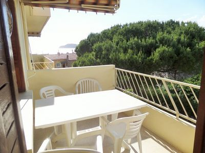 Photo for Sea view, 2 balconys, 80 m² , 2 bedrooms,150 m of beach