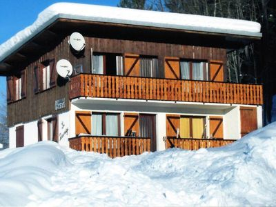 Photo for Mountain View Apartment in Valmorel - 3 room flat 6 people