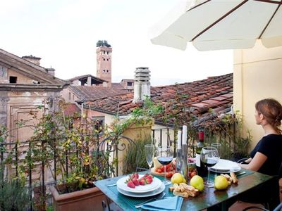 Photo for 1BR Apartment Vacation Rental in lucca, tuscany