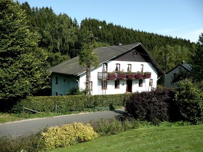 Photo for In a country house,  park, rural, in the mountains, idyllic loc., pets consid.