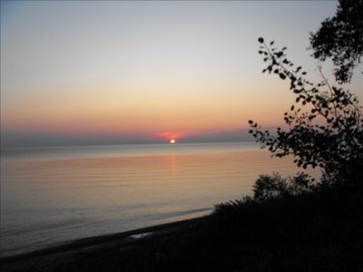 Photo for Relaxation on Lake Huron