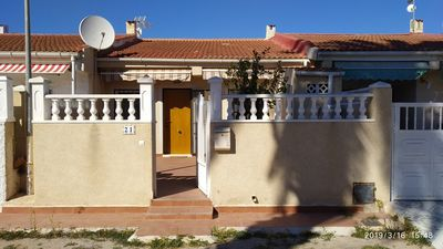 Photo for Cozy holiday home near Laguna Salada de Torrevieja.