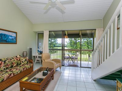 Photo for Spacious two bedroom unit on the Gold Coast of Ku`ilima Estates within walking distance to all the a