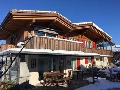 Photo for Holiday apartment Chalet Mutzli