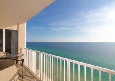 HIGH TIDE ~ 21st Floor ~ Gulf Front Condo w/ 2 community pools! 1 Beach  Chair Set-up included! - Panama City Beach