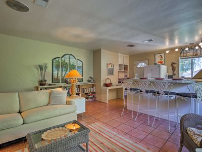 Photo for NEW-'The Mermaid Cottage' - Pet Friendly Indio Apt