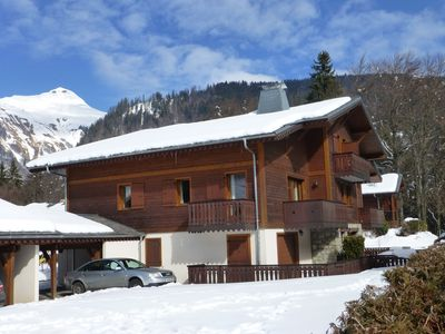 Photo for Ski Apartment In Morzine, Haute Savoie, France
