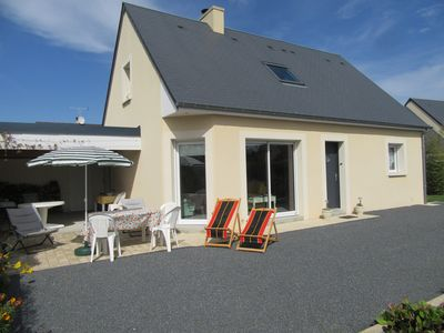Photo for RECENT HOUSE WITH GARDEN IDEALLY SAINT VAAST LA HOUGUE