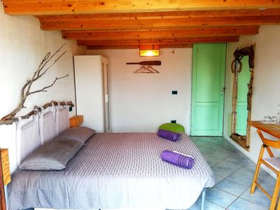 Photo for Wooden Room SARDINIA - free breakfast / wi-fi