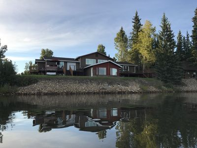 Photo for Luxury Home On The Chena River - South Suite