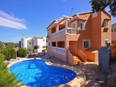 Photo for Javea: Great house special family vacation.