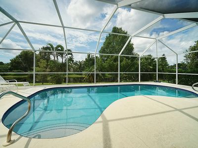 Photo for House in Cape Coral with Parking, Internet, Washing machine, Air conditioning (312906)