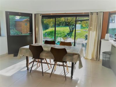 Photo for Appart 3 * - 40m2 in house + terrace