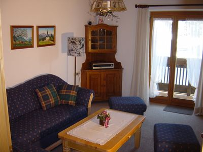 Photo for 1BR Apartment Vacation Rental in Reit im Winkl