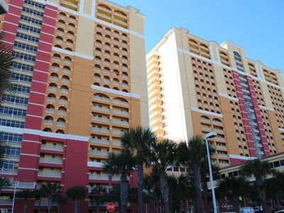 Photo for Amazing Location Steps from Pier Park Beachfront Condo!