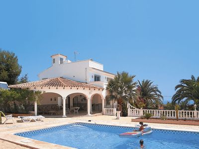 Photo for Vacation home Tipo 4 (ATE105) in Altea - 6 persons, 3 bedrooms
