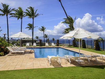 Photo for All New Ultimate Ocean Front Kapalua Bay Villa