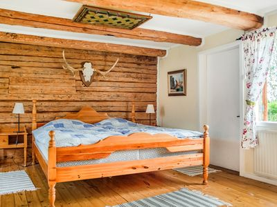Photo for NEW! Swedish Living in a Classic Country Cabin