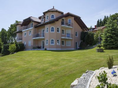 Photo for Flat on the 1st floor in the Bavarian Forest with balcony and a large wellness area