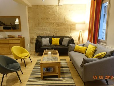 Photo for Charming duplex in the center, roof terrace