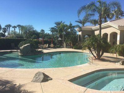 Photo for Gated Luxury 2 bedroom Condo in prime Old Town Scottsdale location!