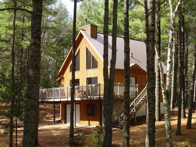 Safe, CLEAN & Secluded - Well Equipped Mountain Cabin - extremely private